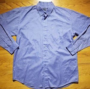 Versace Classic V2 Mens Button Front Shirt Size L